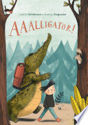 Book cover of AAALLIGATOR