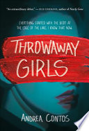 Book cover of THROWAWAY GIRLS