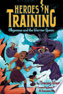 Book cover of HEROES IN TRAINING 17 ALKYONEUS & WARRIO
