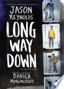 Book cover of LONG WAY DOWN GRAPHIC NOVEL