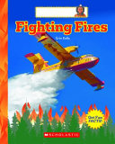Book cover of FIGHTING FIRES