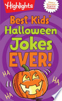 Book cover of BEST KIDS' HALLOWEEN JOKES EVER