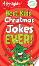 Book cover of BEST KIDS' CHRISTMAS JOKES EVER