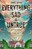 Book cover of EVERYTHING SAD IS UNTRUE