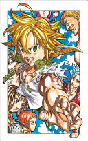 Book cover of 7 DEADLY SINS 40 THE