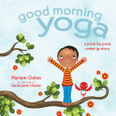 Book cover of GOOD MORNING YOGA