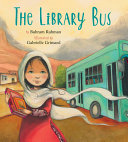 Book cover of LIBRARY BUS
