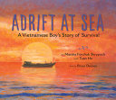 Book cover of ADRIFT AT SEA