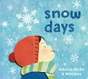 Book cover of SNOW DAYS