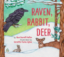 Book cover of RAVEN RABBIT DEER