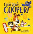 Book cover of CALM DOWN COOPER