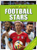Book cover of FOOTBALL STARS - FACTS FIGURES & MORE