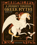 Book cover of JOURNEY THROUGH GREEK MYTHS