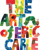 Book cover of ART OF ERIC CARLE
