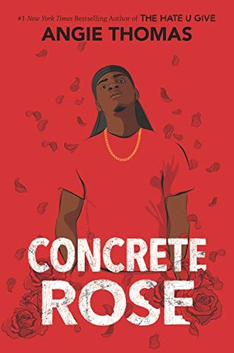 Book cover of CONCRETE ROSE