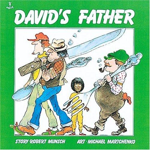 Book cover of DAVID'S FATHER