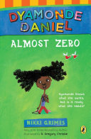 Book cover of DYAMONDE DANIEL 03 ALMOST ZERO