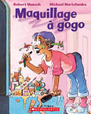 Book cover of MAQUILLAGE A GOGO
