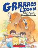Book cover of GRRRROS LION