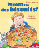 Book cover of MMM DES BISCUITS