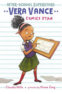 Book cover of AFTER SCHOOL SUPERSTARS VERA VANCE COMIC