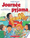 Book cover of JOURNEE PYJAMA