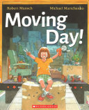 Book cover of MOVING DAY