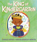 Book cover of KING OF KINDERGARTEN