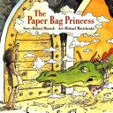 Book cover of PAPER BAG PRINCESS