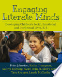 Book cover of ENGAGING LITERATE MINDS