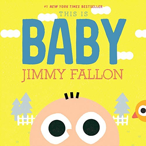 Book cover of THIS IS BABY