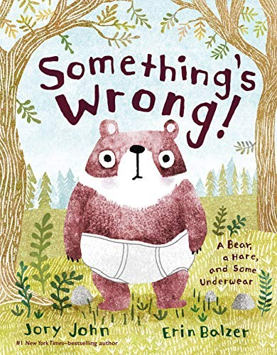 Book cover of SOMETHING'S WRONG