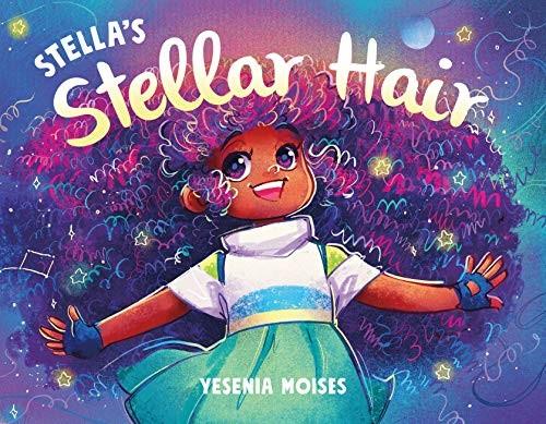 Book cover of STELLA'S STELLAR HAIR