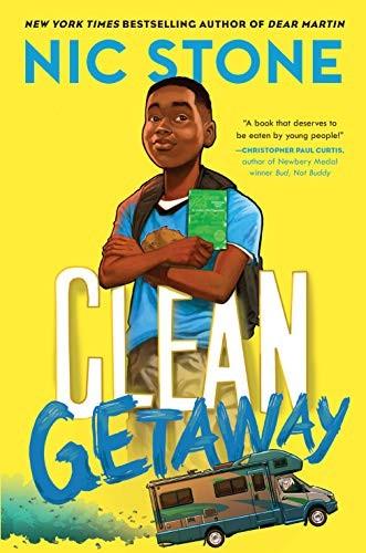 Book cover of CLEAN GETAWAY