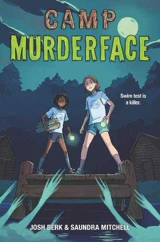 Book cover of CAMP MURDERFACE