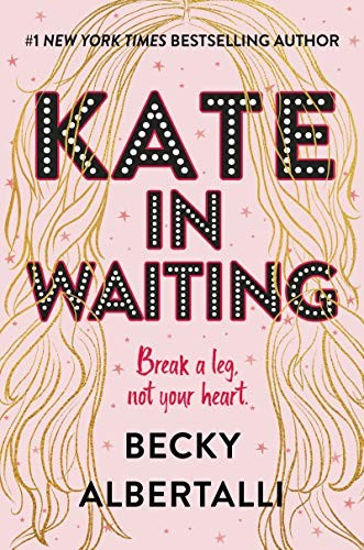 Book cover of KATE IN WAITING