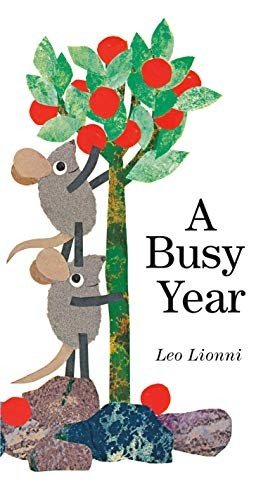 Book cover of BUSY YEAR