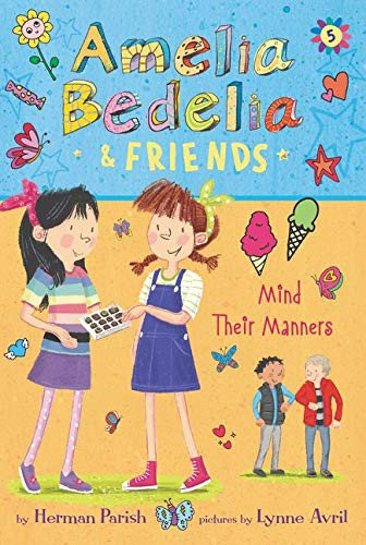 Book cover of AMELIA BEDELIA & FRIENDS 05 - MIND THEIR