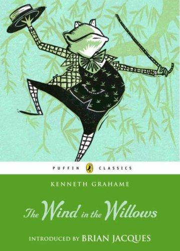Book cover of WIND IN THE WILLOWS