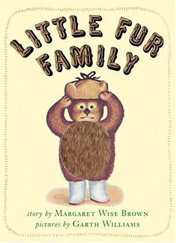 Book cover of LITTLE FUR FAMILY BOARD BOOK
