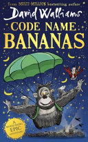 Book cover of CODE NAME BANANAS