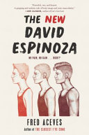 Book cover of NEW DAVID ESPINOZA