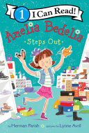 Book cover of AMELIA BEDELIA STEPS OUT