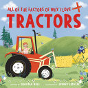 Book cover of ALL OF THE FACTORS OF WHY I LOVE TRACTOR
