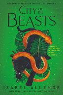 Book cover of CITY OF THE BEASTS
