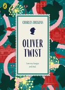 Book cover of OLIVER TWIST