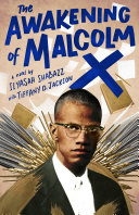Book cover of AWAKENING OF MALCOLM X