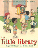 Book cover of LITTLE LIBRARY THE