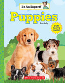 Book cover of PUPPIES