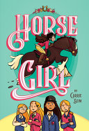 Book cover of HORSE GIRL